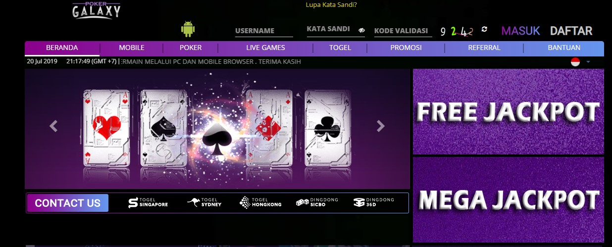 PROMO Pokergalaxy